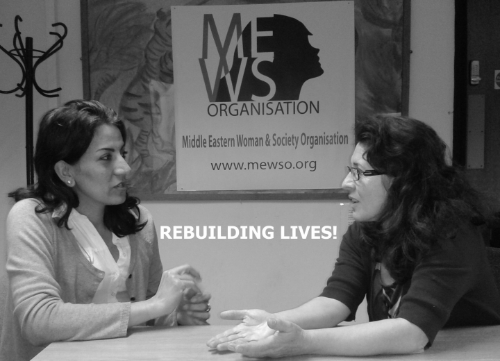 Middle Eastern Women and Society Organisation: Islington Council's Community Chest